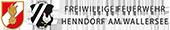 Freiwillige Feuerwehr Henndorf am Wallersee FF Henndorf